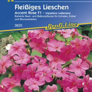 Vrtnarstvo Breskvar - Impatiens walleriana Accent Rosa F1