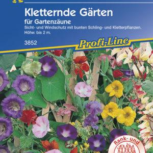 Vrtnarstvo Breskvar - Kletternde Garten Schlingpflanzen Mix