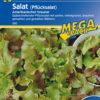 Vrtnarstvo Breskvar - Lactuca Sativa Amerikanischer Brauner Mega Pack