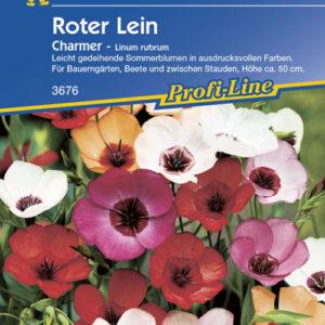 Vrtnarstvo Breskvar - Linum rubrum Charmer