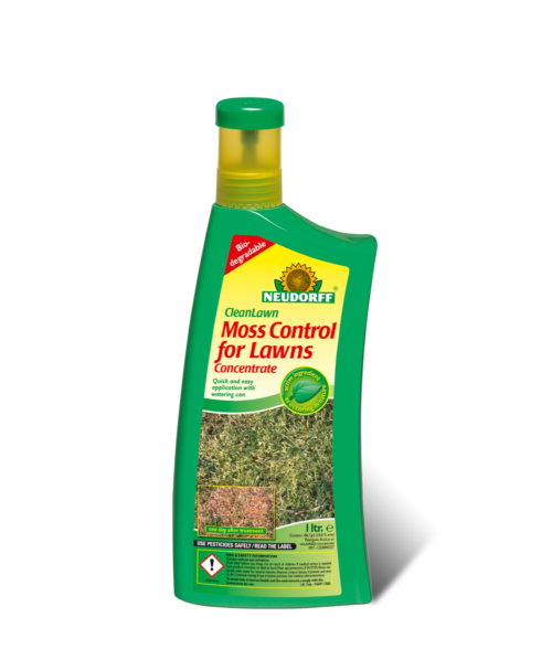 Vrtnarstvo Breskvar - Neudorff CleanLawn Moss Control for Lawns Concentrate