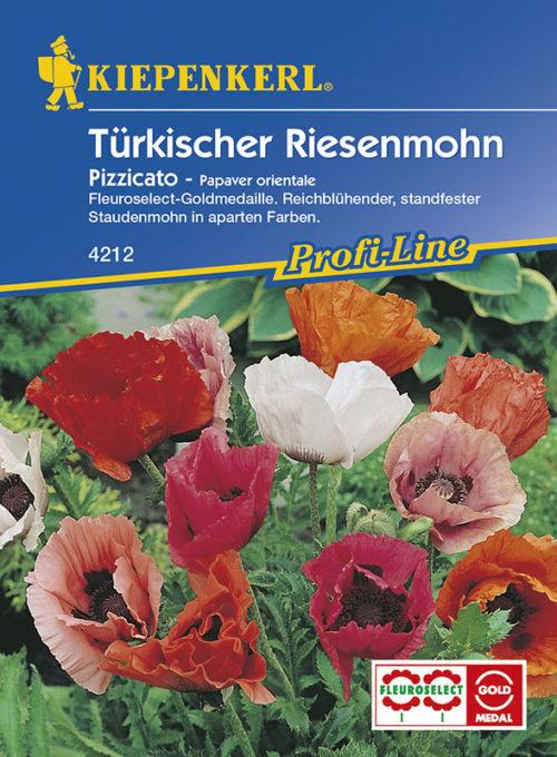 Vrtnarstvo Breskvar - Papaver orientale Pizzicato
