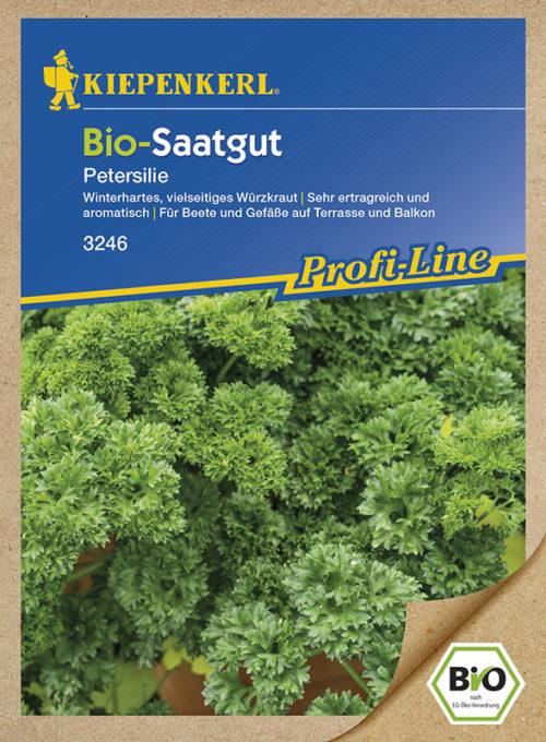 Vrtnarstvo Breskvar - Petroselinum crispum Grandeur Bio