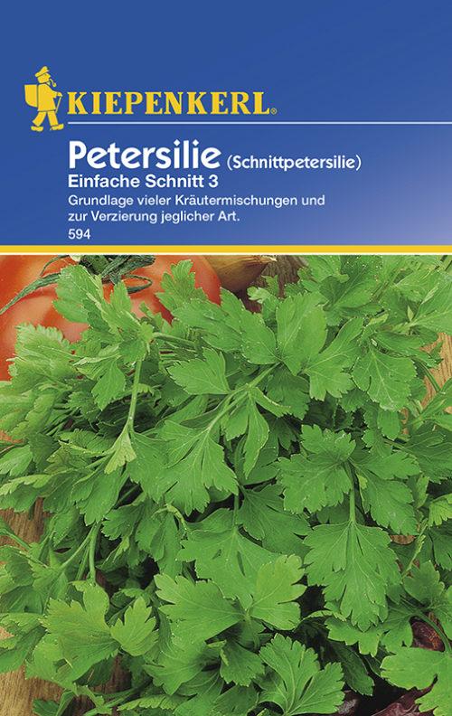 Vrtnarstvo Breskvar - Petroselinum crispum Einfache Schnitt 3
