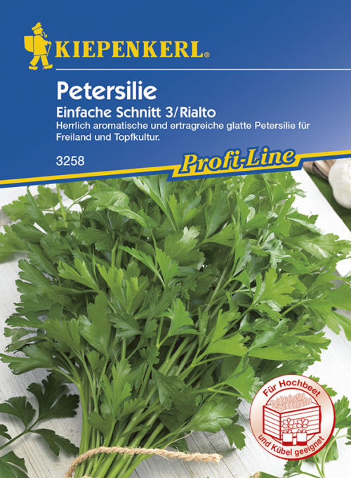 Vrtnarstvo Breskvar - Petroselinum crispum Rialto