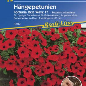 Vrtnarstvo Breskvar - Petunia atkinsiana Fortunia Wave Red