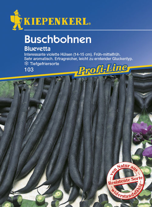 Vrtnarstvo Breskvar - Phaseolus vulgaris Bluevetta