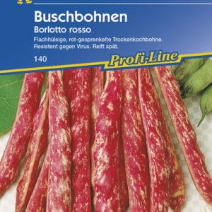 Vrtnarstvo Breskvar - Phaseolus vulgaris Borlotto rosso