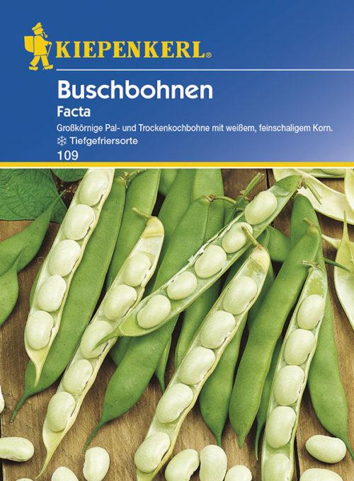 Vrtnarstvo Breskvar - Phaseolus vulgaris Facta
