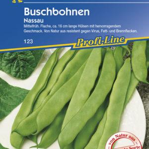Vrtnarstvo Breskvar - Phaseolus vulgaris Nassau