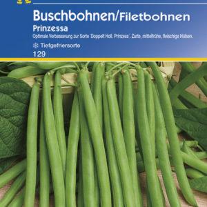 Vrtnarstvo Breskvar - Phaseolus vulgaris Prinzessa