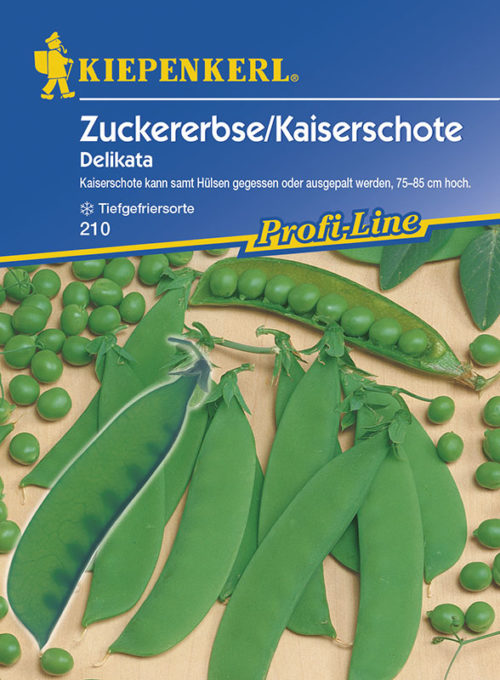 Vrtnarstvo Breskvar - Pisum sativum Delikata