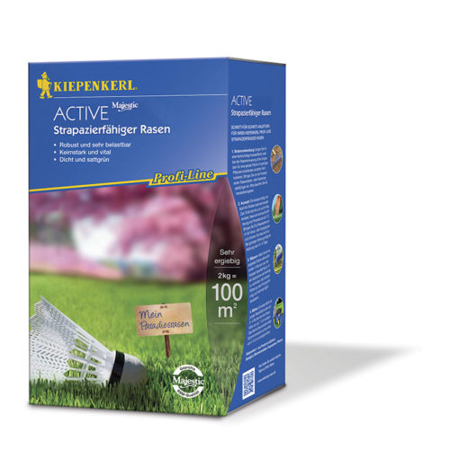 Vrtnarstvo Breskvar - Profi-Line Active - Hardwearing Grass Seed
