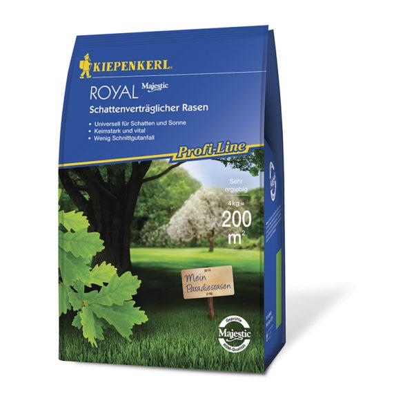 Vrtnarstvo Breskvar - Profi-Line Royal Grass Seed for Shade