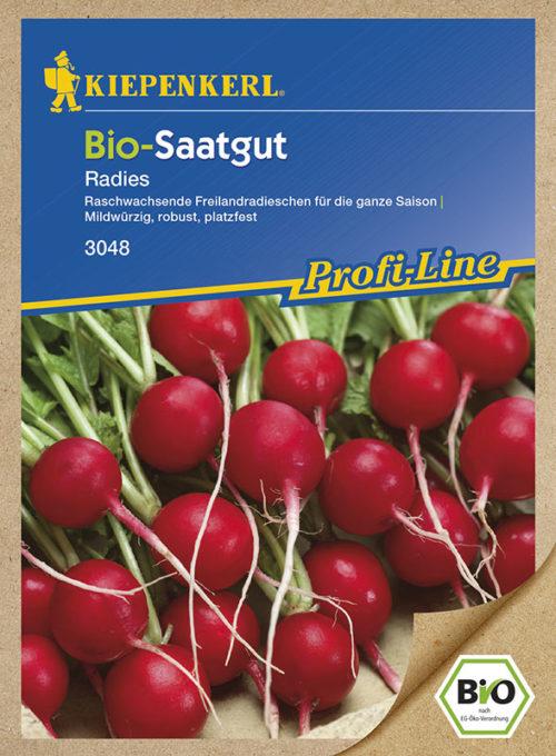 Vrtnarstvo Breskvar - Raphanus sativus Bio