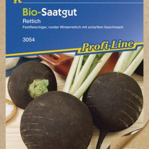 Vrtnarstvo Breskvar - Raphanus sativus saatgut Bio