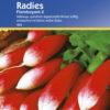 Vrtnarstvo Breskvar - Raphanus sativus Flamboyant 2