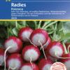 Vrtnarstvo Breskvar - Raphanus sativus Poloneza