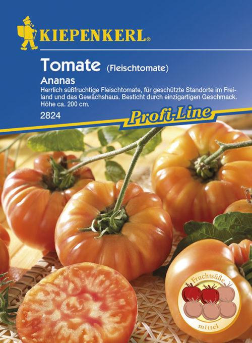 Solanum lycopersicum Ananas