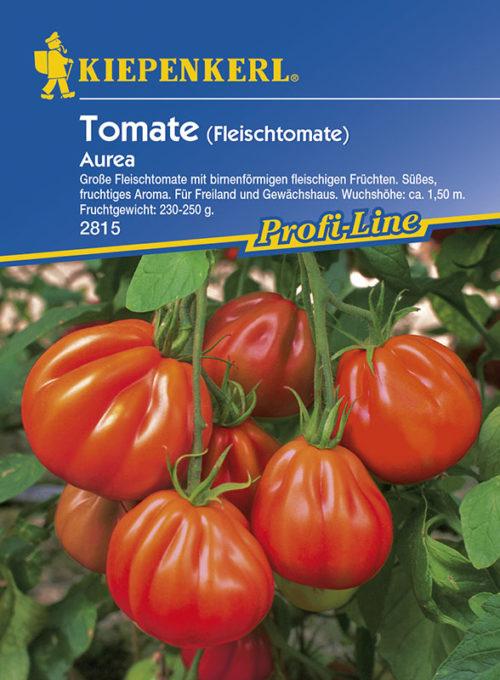 Vrtnarstvo Breskvar - Solanum lycopersicum Aurea F1