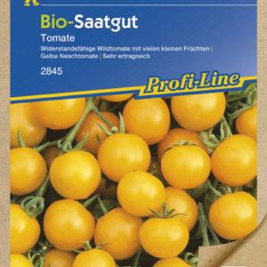 Vrtnarstvo Breskvar - Solanum lycopersicum Bio Yellow