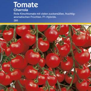 Vrtnarstvo Breskvar - Solanum lycopersicum Cherrola F1