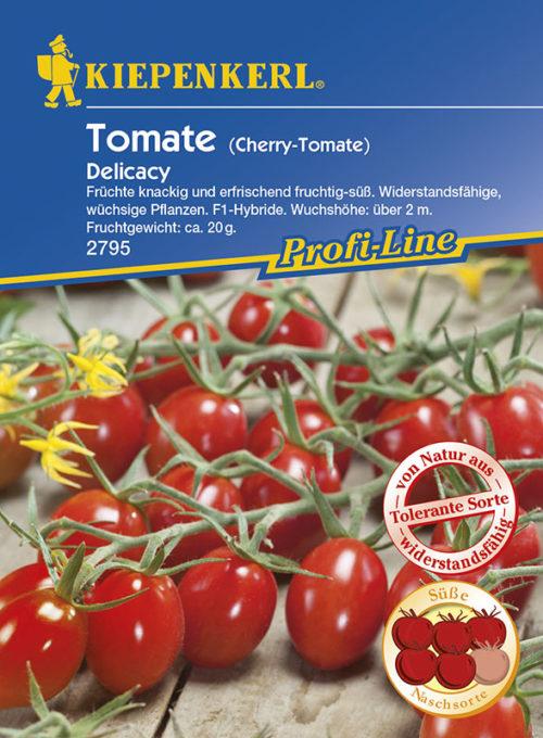 Vrtnarstvo Breskvar - Solanum lycopersicum Delicacy F1