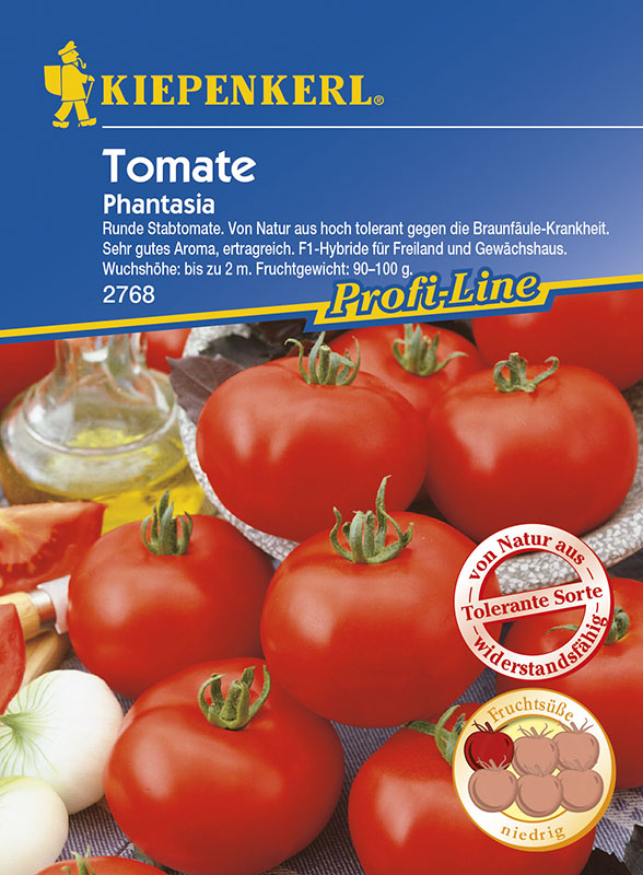 Vrtnarstvo Breskvar - Solanum lycopersicum Phantasia F1