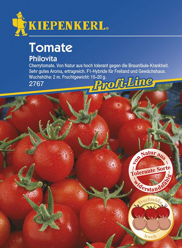 Vrtnarstvo Breskvar - Solanum lycopersicum Philovita F1