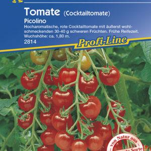 Vrtnarstvo Breskvar - Solanum lycopersicum Picolino F1