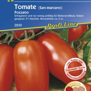 Vrtnarstvo Breskvar - Solanum lycopersicum Pozzano F1