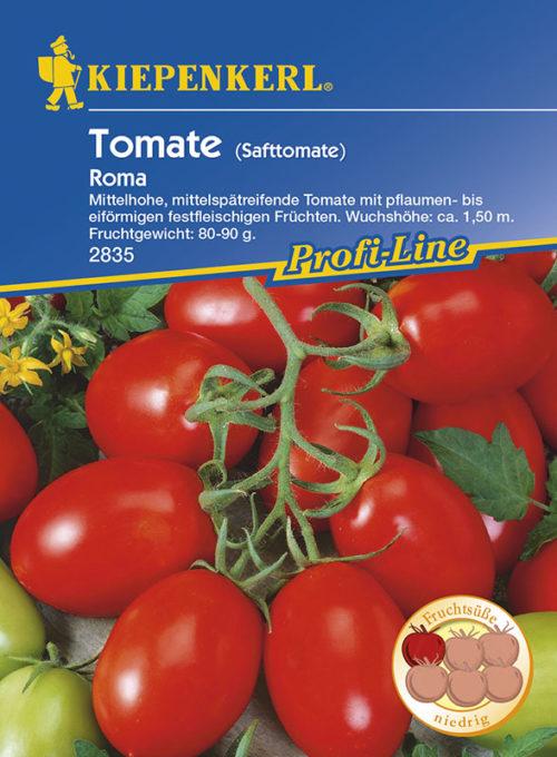Vrtnarstvo Breskvar - Solanum lycopersicum Roma