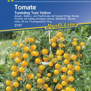 Vrtnarstvo Breskvar - Solanum lycopersicum Tom Yellow