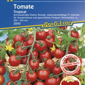 Vrtnarstvo Breskvar - Solanum lycopersicum Tropical F1