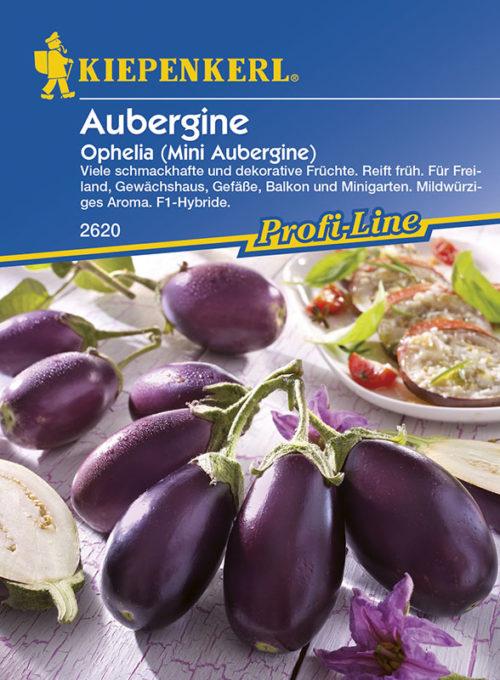 Vrtnarstvo Breskvar - Solanum melongena Ophelia F1