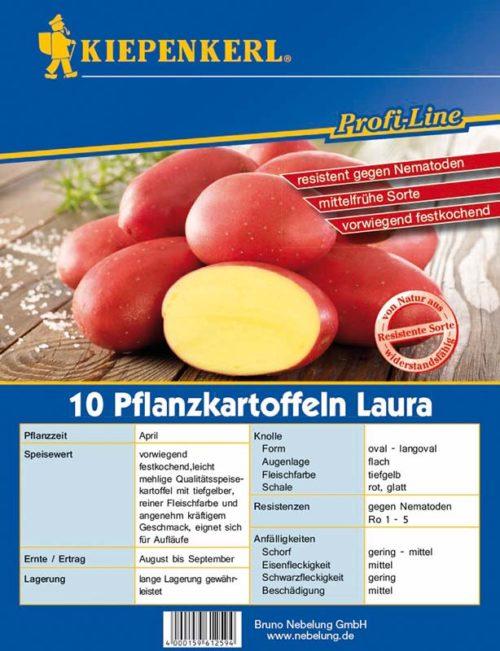 Vrtnarstvo Breskvar - Solanum tuberosum Laura
