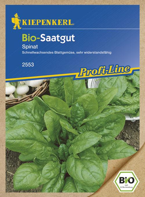Vrtnarstvo Breskvar - Spinacia oleracea Bio