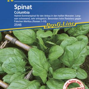 Vrtnarstvo Breskvar - Spinacia oleracea Columbia F1