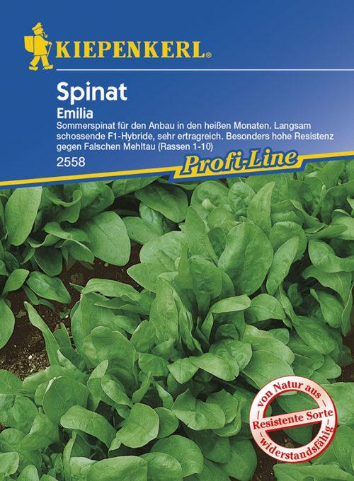 Vrtnarstvo Breskvar - Spinacia oleracea Emilia
