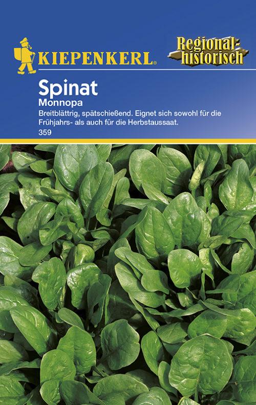 Vrtnarstvo Breskvar - Spinacia oleracea Monnopa