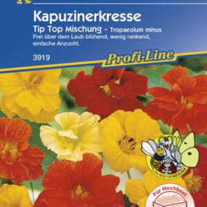 Vrtnarstvo Breskvar - Tropaeolum minus Tip Top Mix