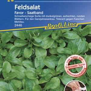 Vrtnarstvo Breskvar - Valerianella locusta Favor