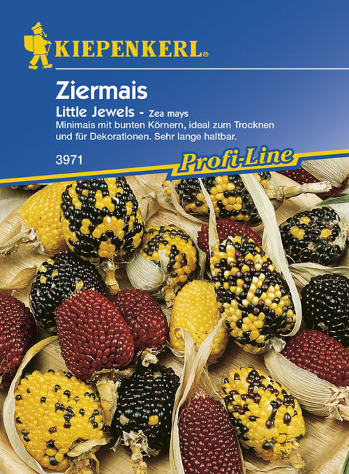 Vrtnarstvo Breskvar - Zea mays Little Jewels