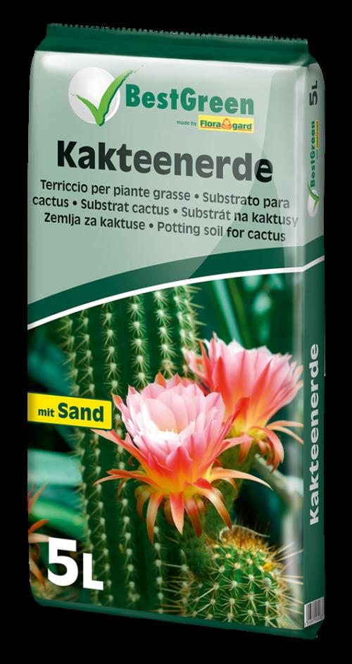 Vrtnarstvo Breskvar - BestGreen Potting Soil for Cactus
