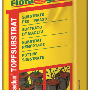 Vrtnarstvo Breskvar - Floradur B Pot Clay Medium-Coarse