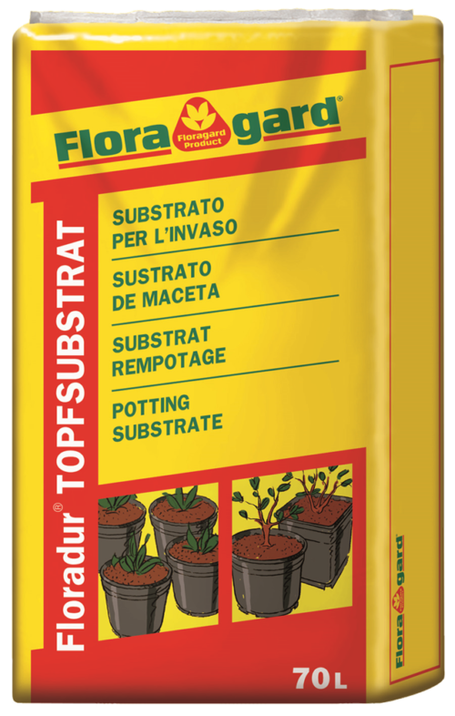 Vrtnarstvo Breskvar - Floradur B Pot Medium-Coarse