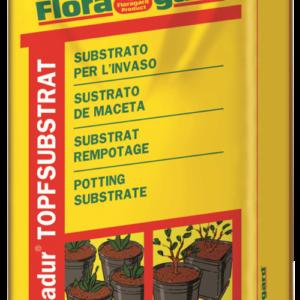 Vrtnarstvo Breskvar - Floradur C Pot Clay Hi-Fert