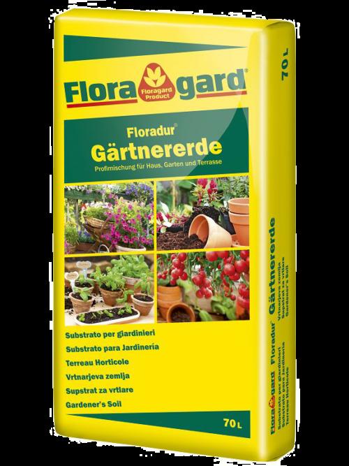 Vrtnarstvo Breskvar - Floradur Gardener's Soil Planting Substrate