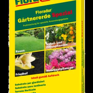 Vrtnarstvo Breskvar - Floradur Special Gardener's Soil Cemetery Substrate