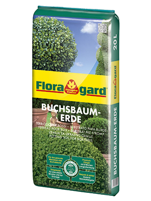 Vrtnarstvo Breskvar - Floragard Box Tree Potting Soil